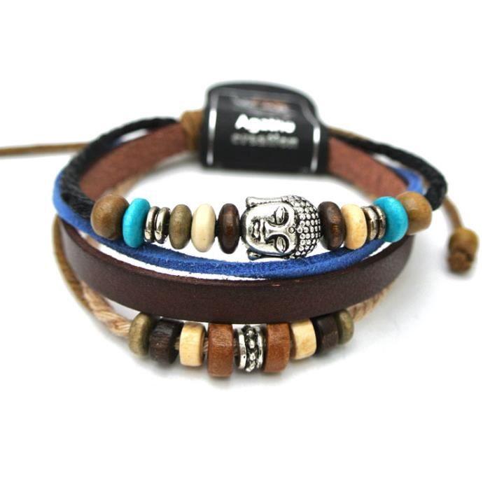 Bracelet Tibetain Porte Bonheur Bouddha Shaky Achat