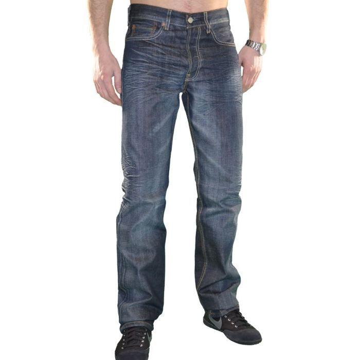 levis jean homme 501 origi bleu bleu achat vente jeans cdiscount. Black Bedroom Furniture Sets. Home Design Ideas