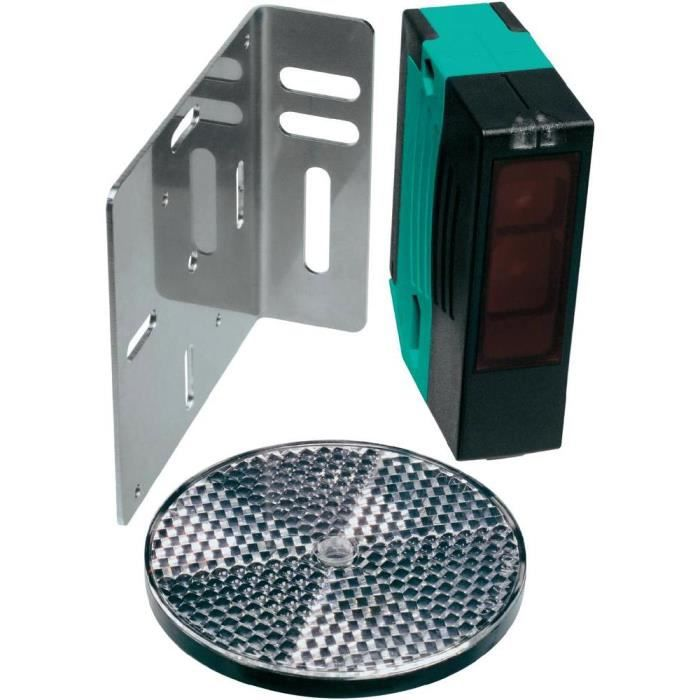 set cellule photo lectrique r flexion sur r fle achat vente capteur de lumi re cdiscount. Black Bedroom Furniture Sets. Home Design Ideas