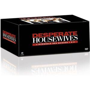 DVD SÉRIE DVD Coffret Desperate Housewives L'intégrale des 8