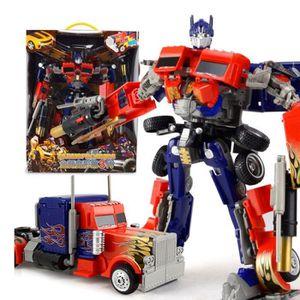 transformers optimus prime jouet achat vente jeux et jouets pas chers. Black Bedroom Furniture Sets. Home Design Ideas