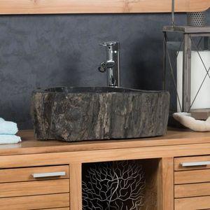 meuble salle de bain zen achat vente meuble salle de bain zen pas cher cdiscount. Black Bedroom Furniture Sets. Home Design Ideas