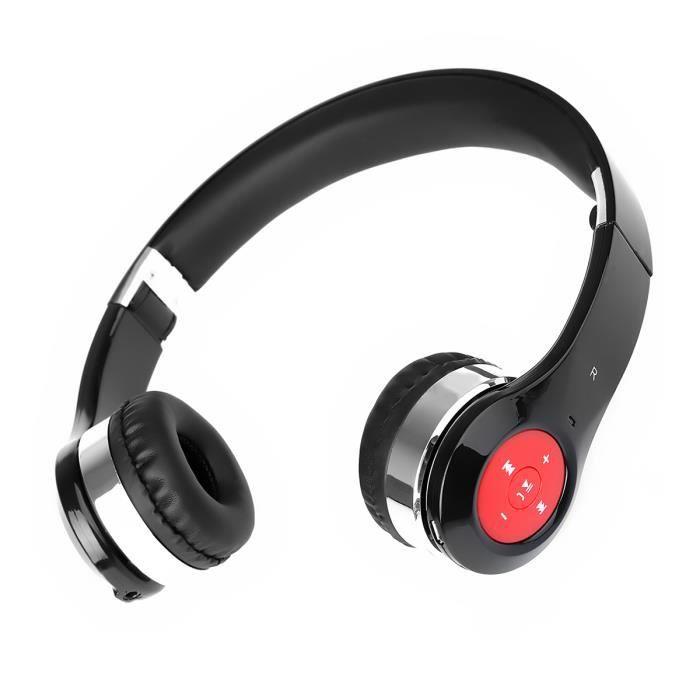 casque bluetooth avec micro casque couteur audio avis et prix pas cher cdiscount. Black Bedroom Furniture Sets. Home Design Ideas