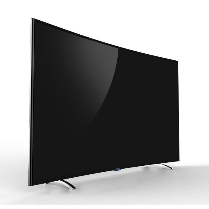 thomson 55ua8596 tv led uhd 4k 2160p smart ecran incurv. Black Bedroom Furniture Sets. Home Design Ideas