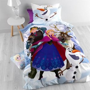 housse de couette 140x200 fille achat vente housse de couette 140x200 fille pas cher cdiscount. Black Bedroom Furniture Sets. Home Design Ideas