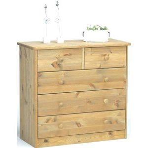 Meuble de cuisine en pin achat vente meuble de cuisine en pin pas cher - Commode en pin pas cher ...