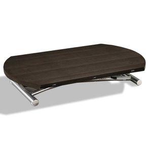 Table martele achat vente table martele pas cher soldes cdiscount - Table basse relevable et extensible pas cher ...
