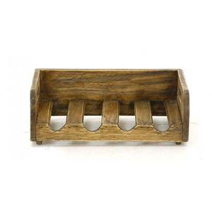 casier a vin bois achat vente casier a vin bois pas cher cdiscount. Black Bedroom Furniture Sets. Home Design Ideas