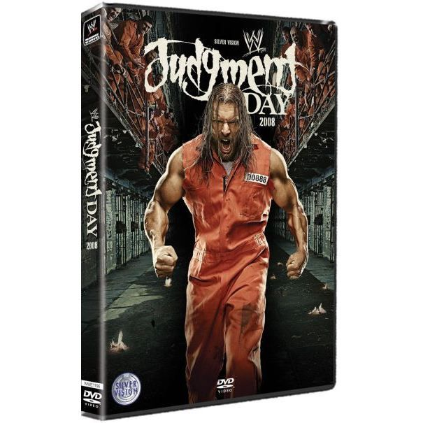 DVD DOCUMENTAIRE DVD Judgment day 2008