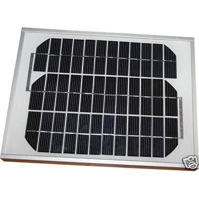 Panneau solaire 5w monocristallin achat vente alimentation les soldes sur cdiscount - Panneau solaire quelle puissance ...