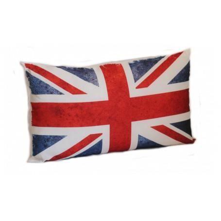 Coussin drapeau anglais rectangulaire achat vente coussin cdiscount - Malle drapeau anglais ...
