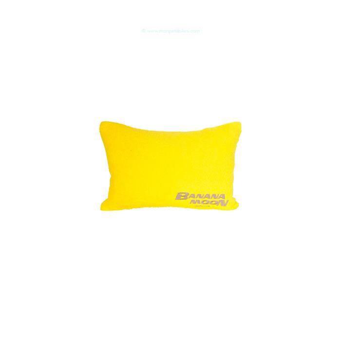 banana moon coussin de plage gonflable jaune achat vente coussin d 39 ext rieur banana moon. Black Bedroom Furniture Sets. Home Design Ideas