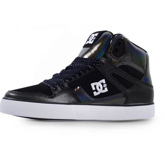 Dc Shoes Spartan pour femmes noir Achat / Vente basket