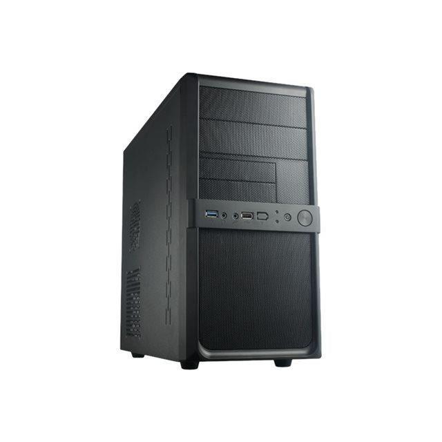 ms tech ca 0179 ordinateur de bureau boitier pc quelcomposant. Black Bedroom Furniture Sets. Home Design Ideas
