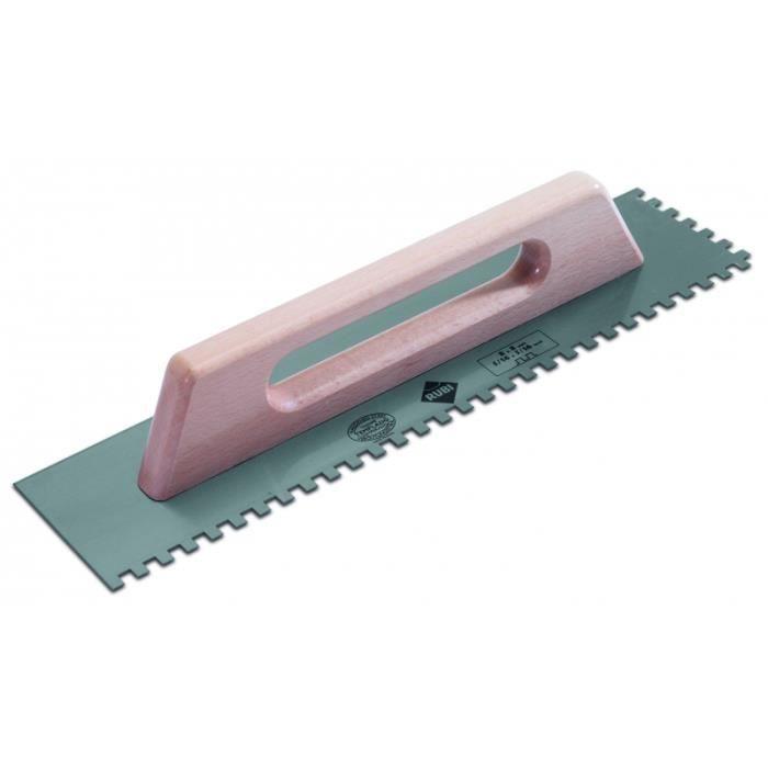Peigne 48 cm rubi carr e 8x8 mm achat vente outils for Carrelage 8x8