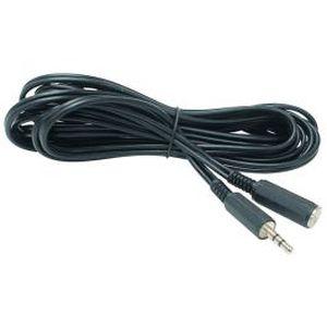 rallonge cable jack 3 5 mm male femelle 2 m achat vente rallonge cable jack 3 5 mm male. Black Bedroom Furniture Sets. Home Design Ideas