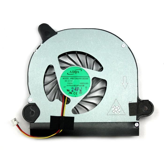 dell 0y5hvw ventilateur pour ordinateurs portables prix pas cher cdiscount. Black Bedroom Furniture Sets. Home Design Ideas