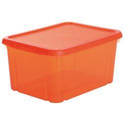 Eda boite rang funny box 8l rouge tango achat vente for Maison rouge boite de nuit