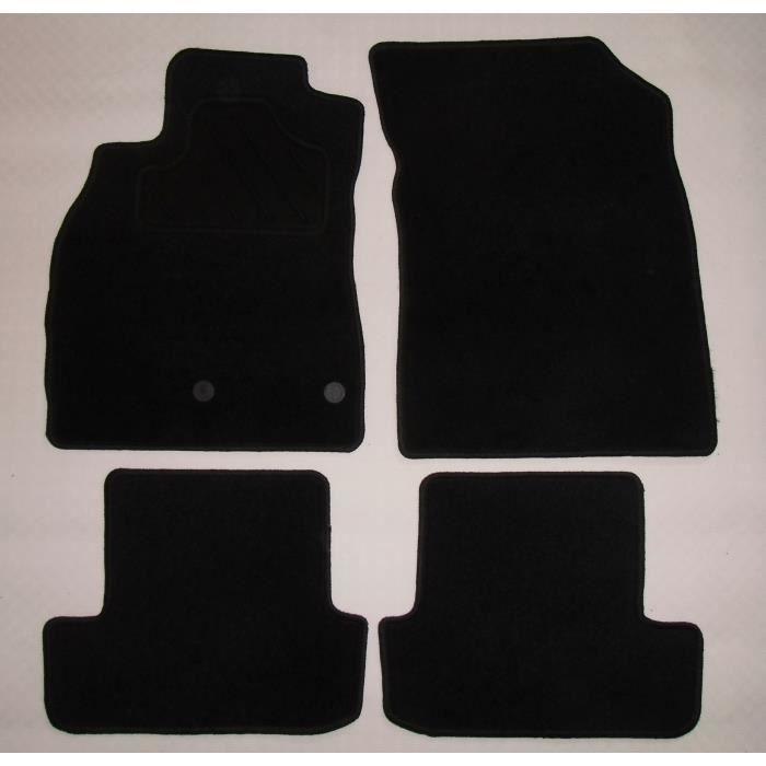 tapis de sol sur mesure pour renault megane 3 achat vente tapis de sol tapis de sol sur. Black Bedroom Furniture Sets. Home Design Ideas