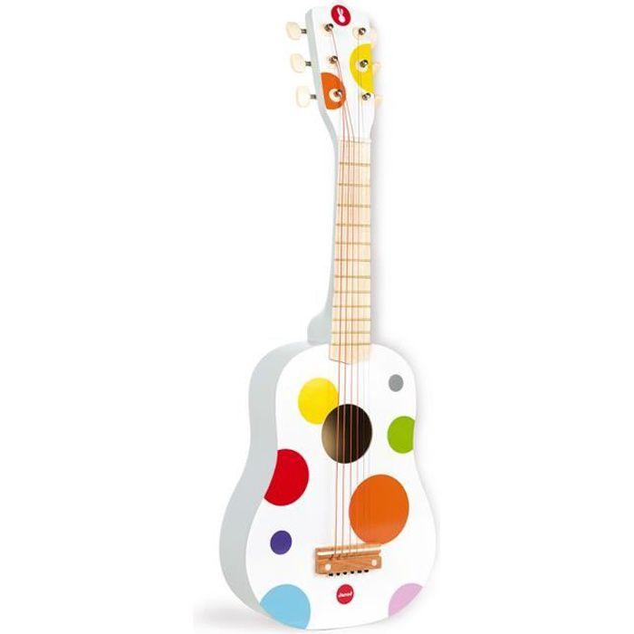 guitare en bois confetti achat vente instrument de. Black Bedroom Furniture Sets. Home Design Ideas