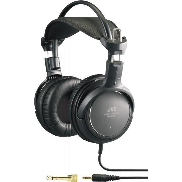jvc ha rx900 casque hifi noir casque couteurs audio avis et prix pas cher les soldes. Black Bedroom Furniture Sets. Home Design Ideas