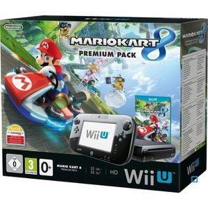 CONSOLE WII U Pack Premium Mario Kart 8 Wii U