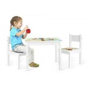 table chaise enfant bois achat vente table chaise enfant bois pas cher les soldes sur. Black Bedroom Furniture Sets. Home Design Ideas