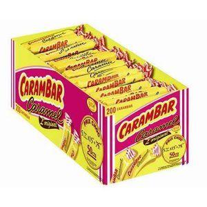 Carambar caramel 200 pièces