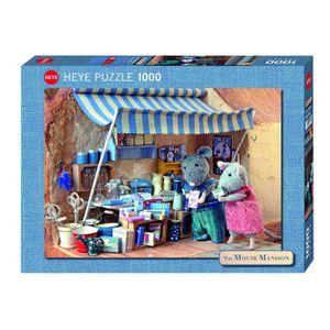 PUZZLE Puzzle 1000 pièces : Stand de marché