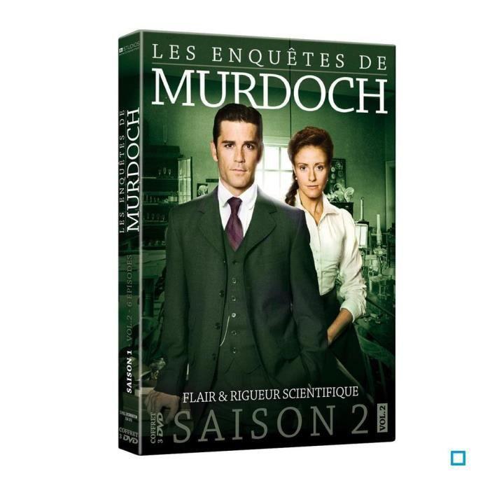 Les enquêtes de Murdoch  S02