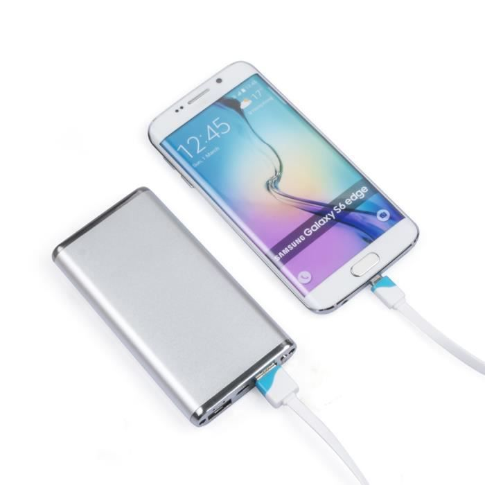 Batterie externe secours externe chargeur portable achat - Batterie secours portable ...