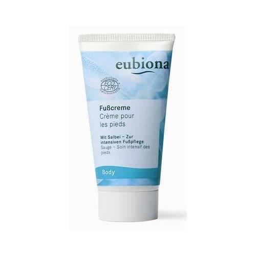 eubiona creme pour les pieds bio sauge soin i achat vente soin mains et pieds eubiona. Black Bedroom Furniture Sets. Home Design Ideas