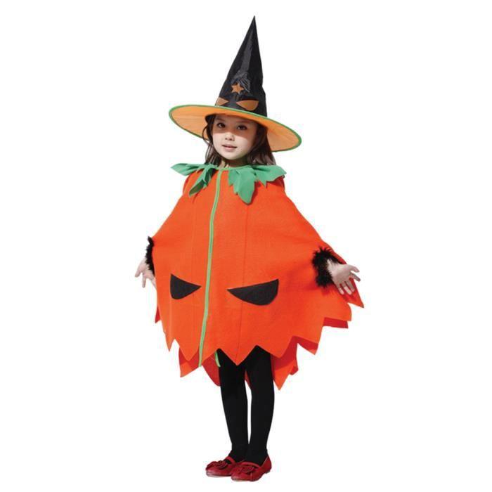 dguisement panoplie eozy dguisement citrouille fille enfant halloween