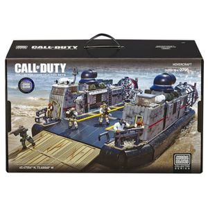 ASSEMBLAGE CONSTRUCTION CALL OF DUTY Hovercraft