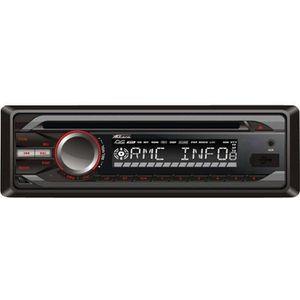 TAKARA CDU1755BT Autoradio CD Bluetooth Kit mains libres USB AUX AUR