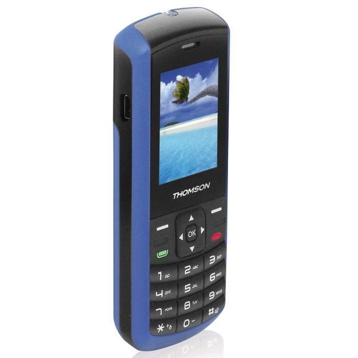 thomson nimble th1035 bleu t l phone portable prix pas. Black Bedroom Furniture Sets. Home Design Ideas
