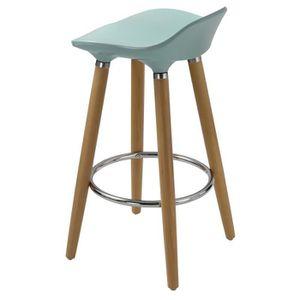 tabouret de bar pliant achat vente tabouret de bar pliant pas cher cdiscount. Black Bedroom Furniture Sets. Home Design Ideas
