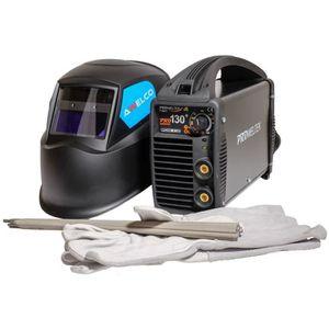 FER - POSTE A SOUDER PROWELTEK Poste à souder Inverter Pro+ 130A + Masq