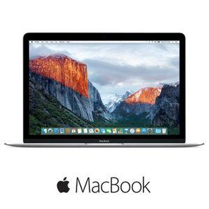 """ORDINATEUR PORTABLE Apple MacBook - MF865F/A - 12"""" Rétina - 8Go de RAM"""