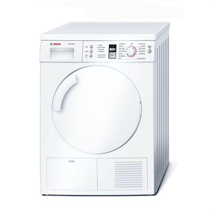 Bosch wte84305ff achat vente s che linge cadeaux de no l cdiscount - Achat noel paiement differe ...