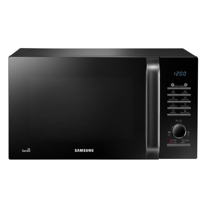 samsung micro ondes monofonction ms28h5125gk achat. Black Bedroom Furniture Sets. Home Design Ideas