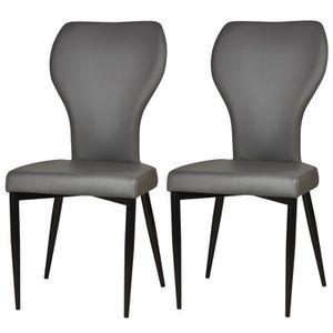 chaises salle a manger hauteur assise 55 cm achat vente chaises salle a manger hauteur. Black Bedroom Furniture Sets. Home Design Ideas