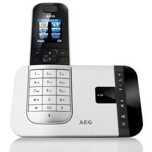 Téléphone fixe AEG Phone - Téléphone fixe avec répondeur Voxtel D