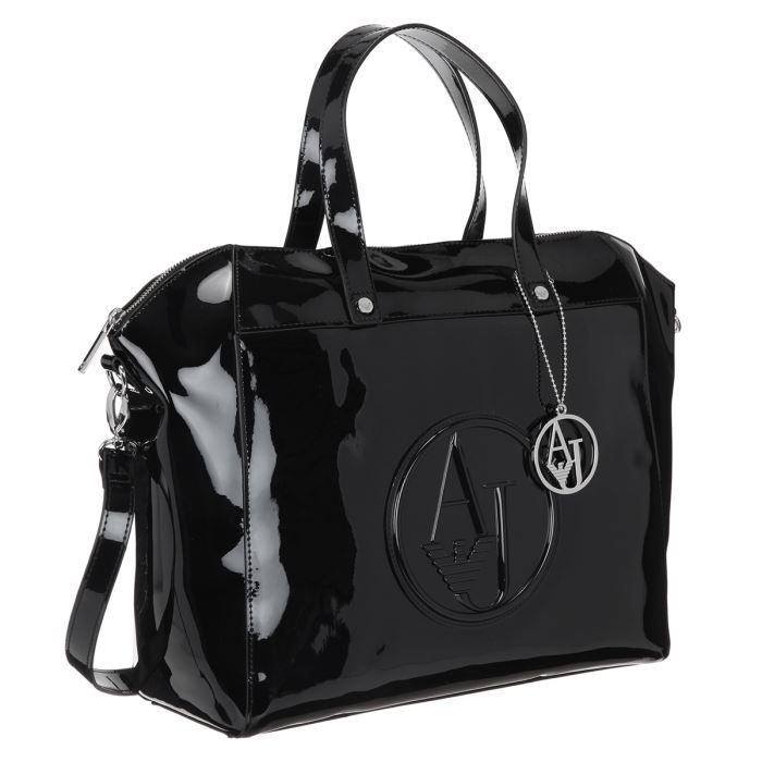 Sac A Bandouliere Armani Femme : Armani sac ? main tote bag cm noir femme achat