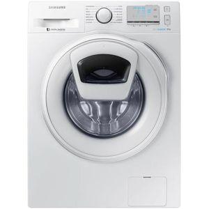 LAVE-LINGE Samsung Add Wash Lave linge hublot Capacité 8KG -