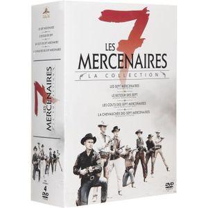 DVD FILM DVD Coffret les 7 mercenaires