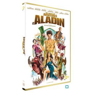 DVD FILM DVD LES NOUVELLES AVENTURES D'ALADIN