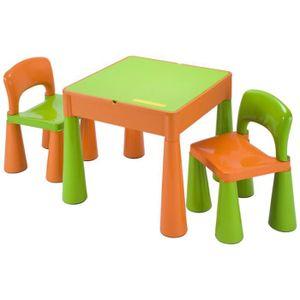 table pour lego achat vente jeux et jouets pas chers. Black Bedroom Furniture Sets. Home Design Ideas