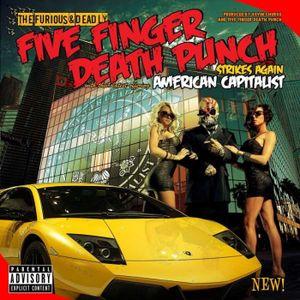CD VARIÉTÉ INTERNAT American capitalist by Five Finger Death Punch …