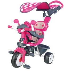 tricycle evolutif smoby achat vente jeux et jouets pas chers. Black Bedroom Furniture Sets. Home Design Ideas